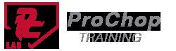 ProChop Training Logo
